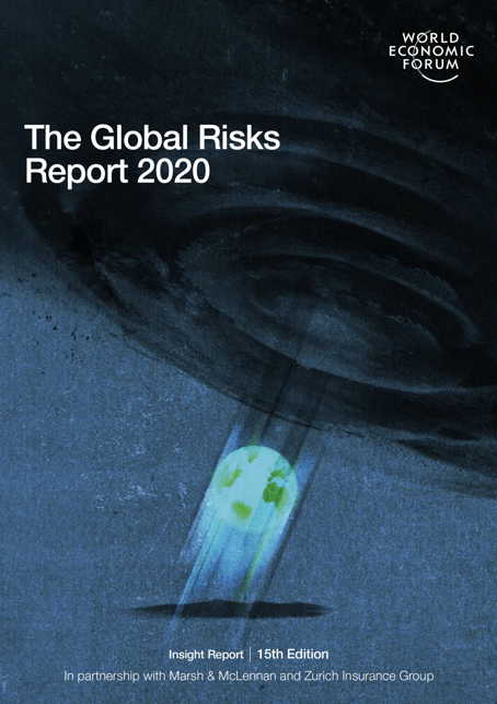 Cover of Global Risks Report