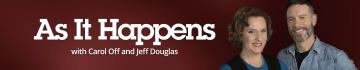 """""As it Happens show logo"