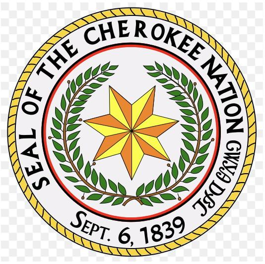 Great Seal of the Cherokee Nation