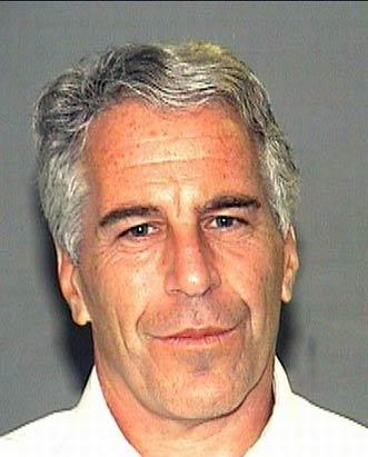 Headshot of Jeffrey Epstein