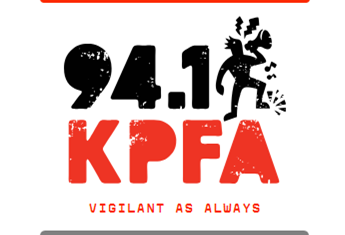 KPFA radio station logo
