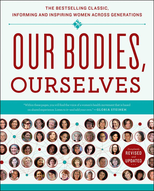 The cover of the latest edition of Our Bodies, Ourselves